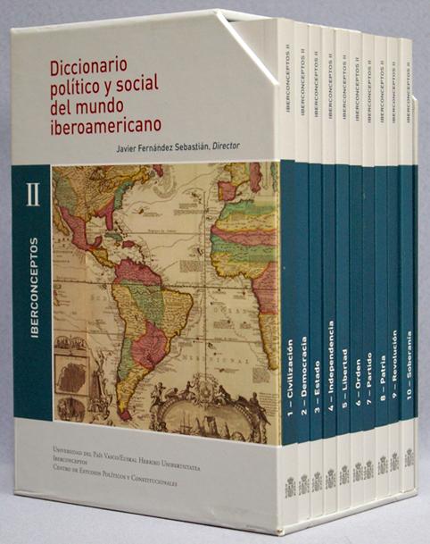 『イベロアメリカ政治社会事典』