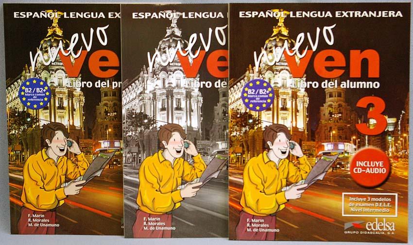 Nuevo Ven 3 Libro Del Profesor - Documents