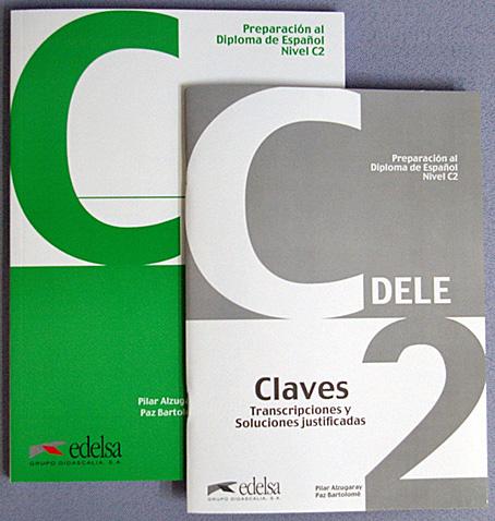 preparacion al diploma de espanol nivel c2 libro 2 cds audio y