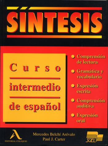 sintesis curso intermedio de espanol como lengua extranjera