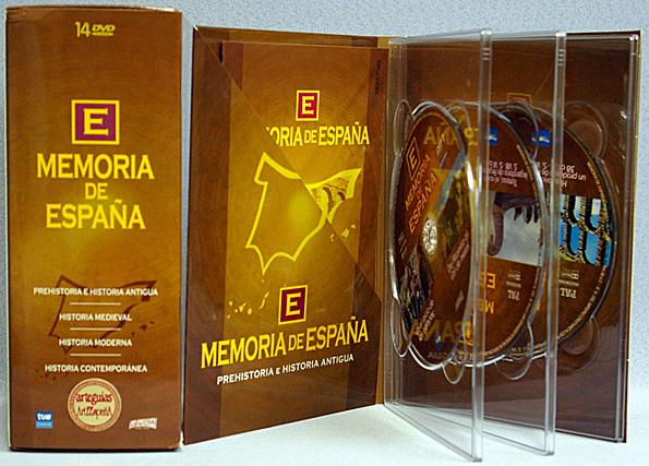 『スペイン歴史の追憶 DVD』