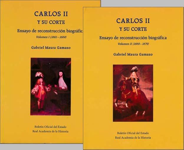 『カルロス2世とその宮廷』