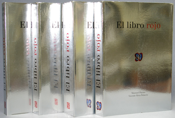 『El Libro Rojo メキシコ・クロニカ』